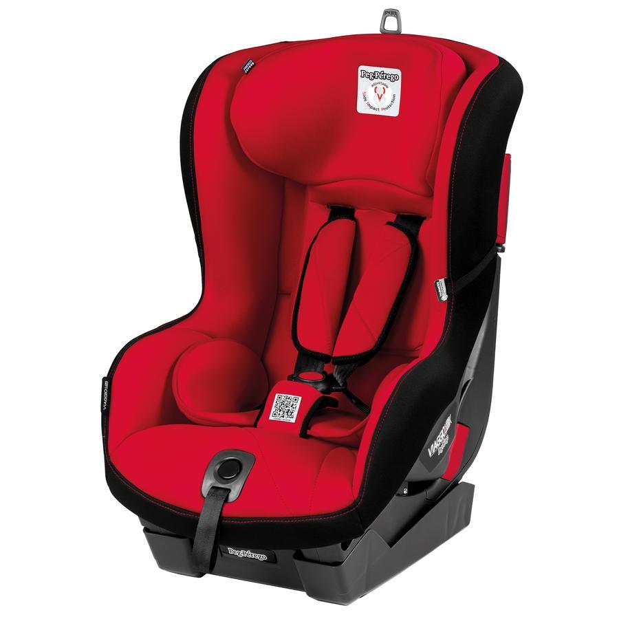 PEG-PEREGO Fotelik samochodowy Viaggio 1 Duo-Fix K Rouge