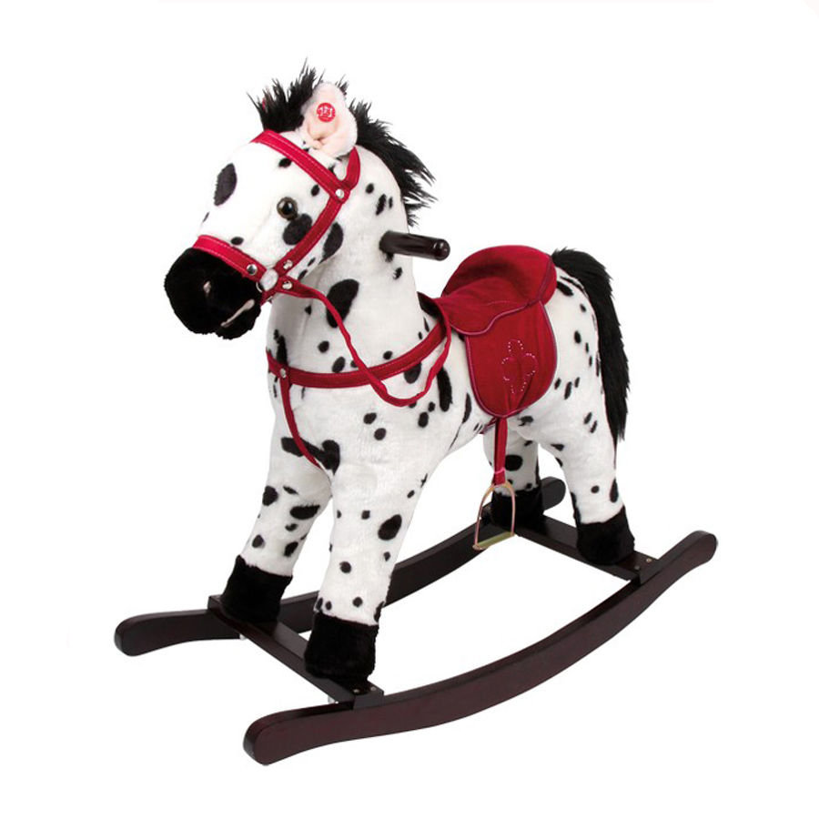 LEGLER Cavallo a dondolo