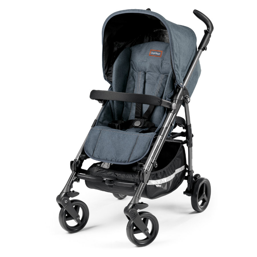 PEG-PEREGO Passeggino Si Blue Denim