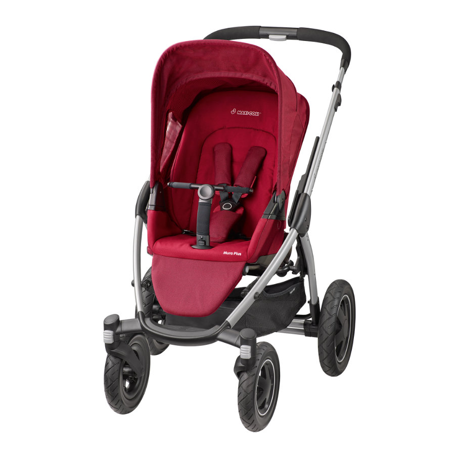 MAXI COSI Mura Plus 4 2016 Robin Red