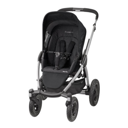 MAXI COSI Kinderwagen Mura Plus 4 Black crystal