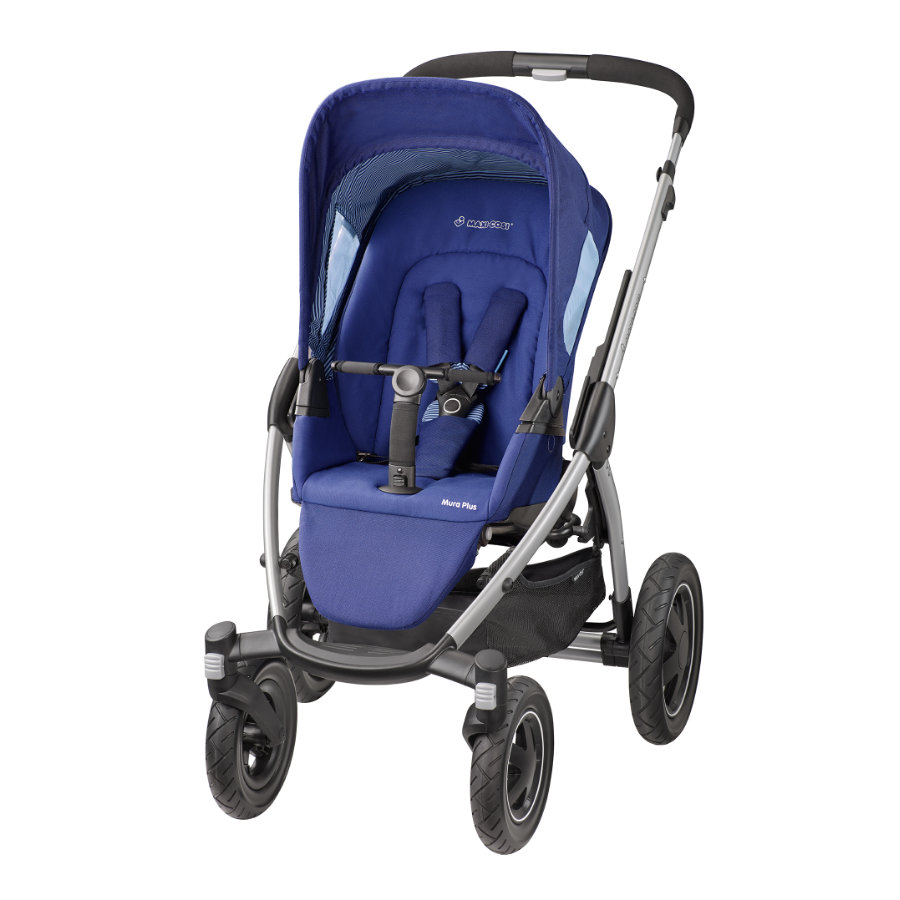 MAXI-COSI Kinderwagen Mura Plus 4 River Blue