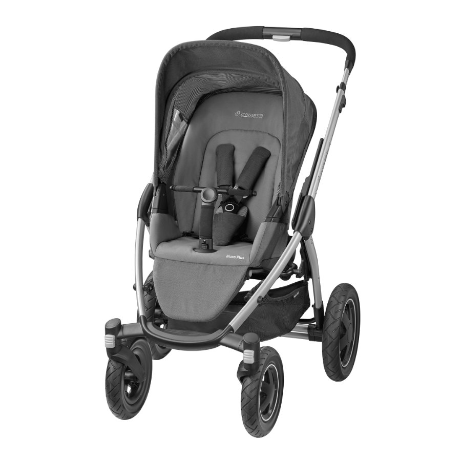MAXI COSI Kinderwagen Mura Plus 4 Concrete grey