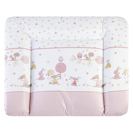 JULIUS ZÖLLNER vaihtuva matto Softy 75/85 cm - Happy Animals rosé