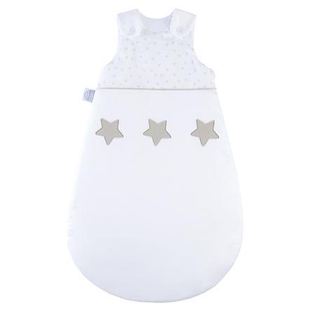 JULIUS ZÖLLNER Gigoteuse bébé moment d'étoile T.70-110 cm blanc