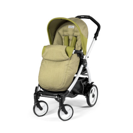 PEG-PEREGO Sittvagn Book 51 Completo Green Tea