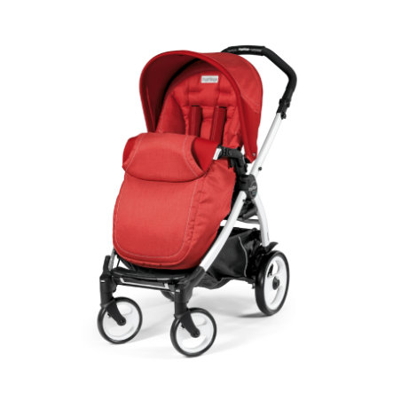 PEG-PEREGO Poussette sport Book 51 Completo Sunset - châssis blanc