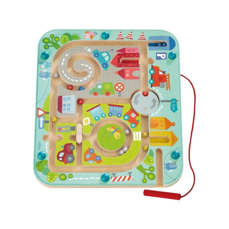 HABA Magnetspiel Stadtlabyrinth 301056
