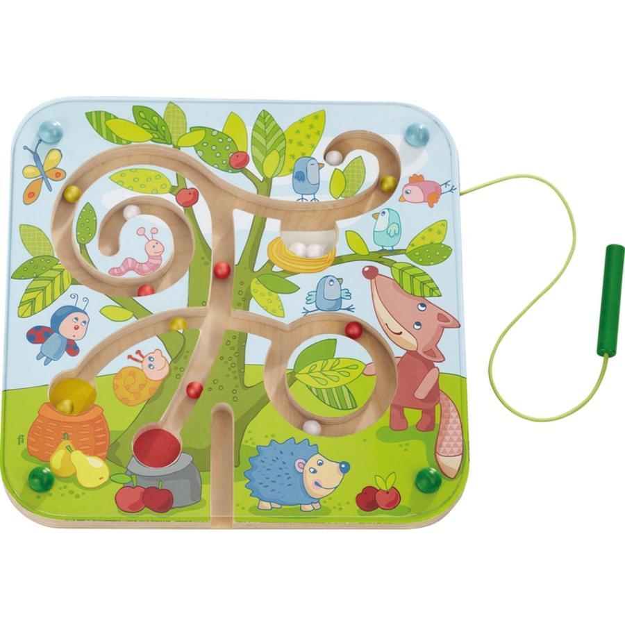 HABA Magnetyczna zabawka Drzewko labirynt 301057