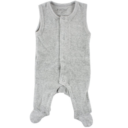 FIXONI Fortidligtfødte Body  light grey
