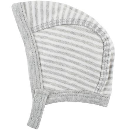 FIXONI Frühchen Mütze Ringel grey