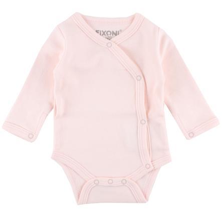 FIXONI Babybody for nyfødte Rosé