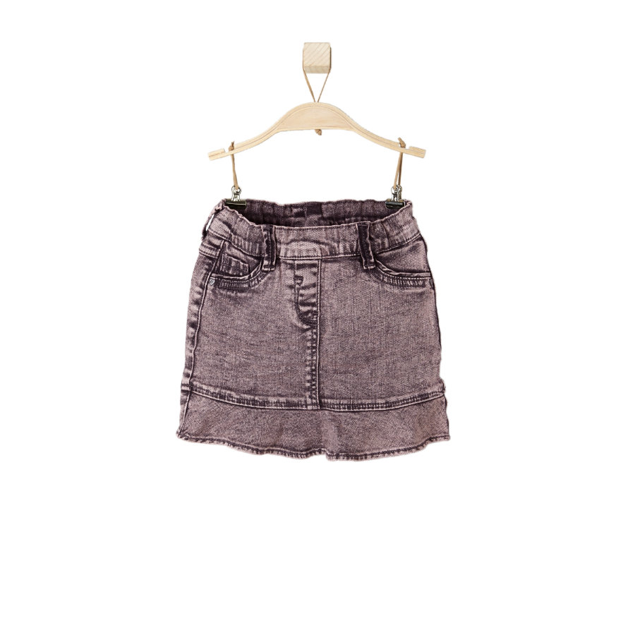 s.OLIVER Girls Mini Rock pink denim