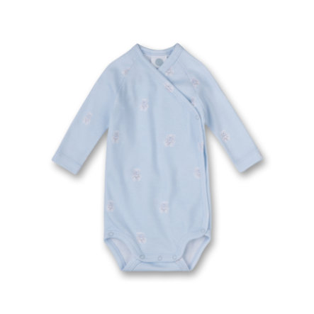 Sanetta Boys Wikkelromper 1/1 Arm light blue