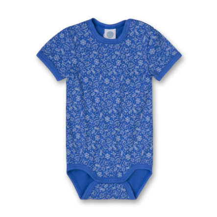 SANETTA Boys Body 1/4 Arm blue