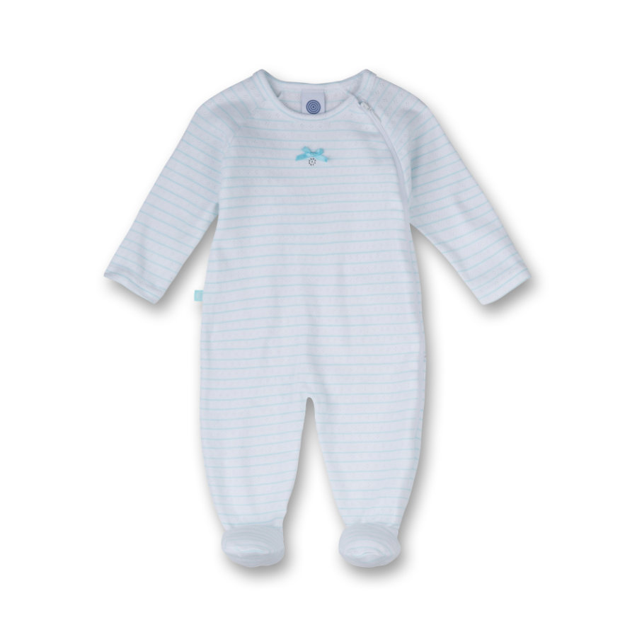 SANETTA Girls Overall light blue