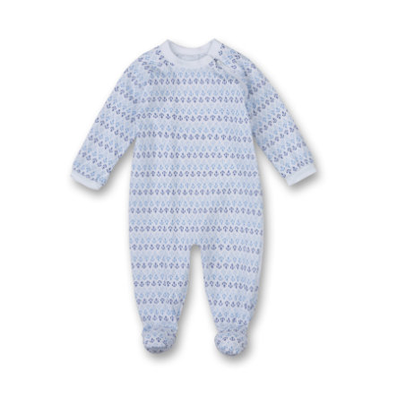 SANETTA Boys Overall light blue