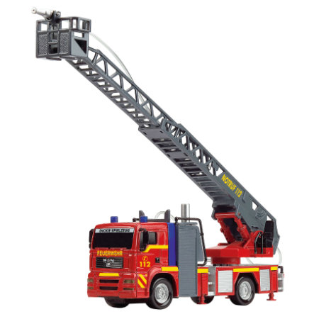 Dickie City Fire Engine