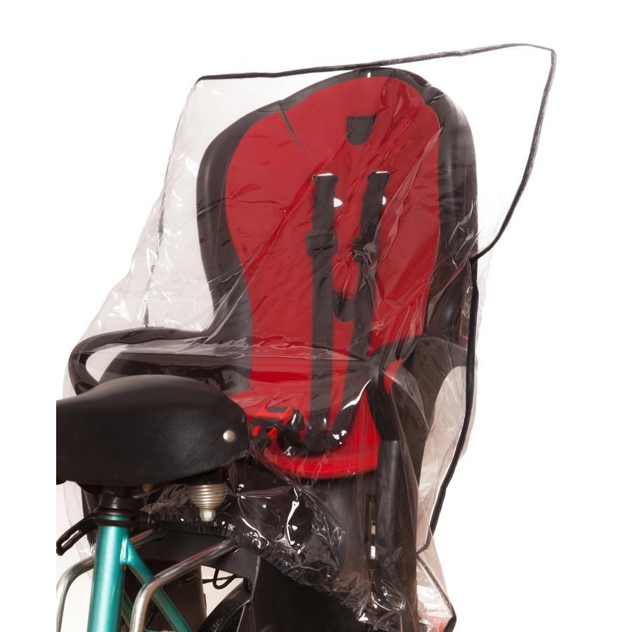 SUNNYBABY Protection pluie pour siège de vélo enfant, transparente