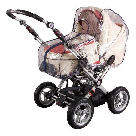 SUNNYBABY Regenhoes met ritssluiting voor kinderwagen