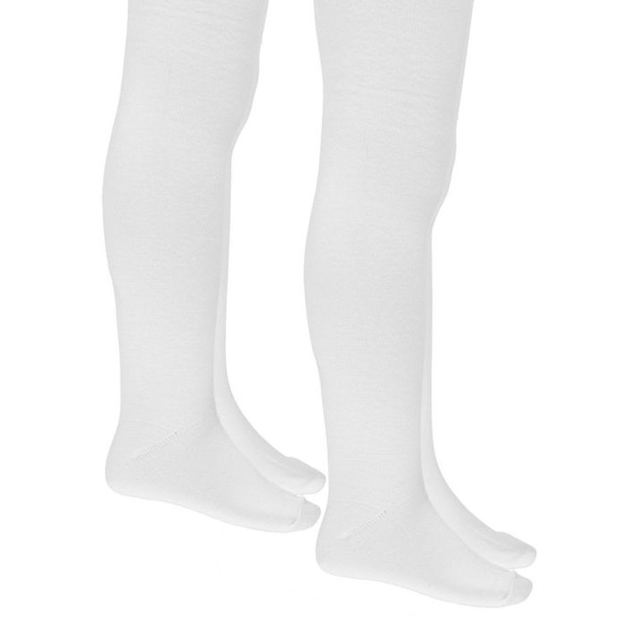 NAME IT Girls Strumpfhose 2er Pack bright white