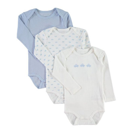 NAME IT Boys Romper 3 stuk cashmere blue