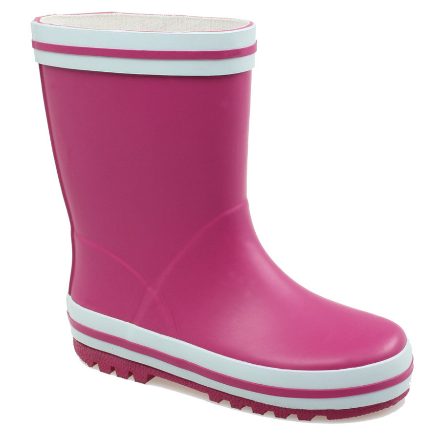 BECK Boys PVC gumáky BASIC pink