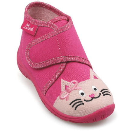 BECK Girls Bačkory CAT pink