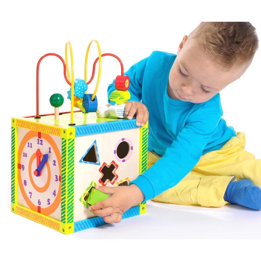 EICHHORN Color Cube d'activités
