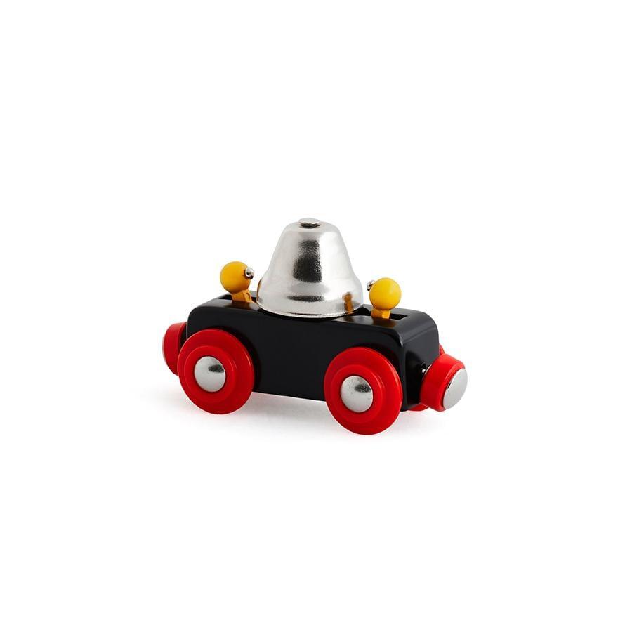 BRIO® WORLD Figurine wagon à clochette 33749