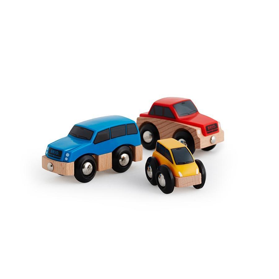 BRIO Auto's, 3-delig