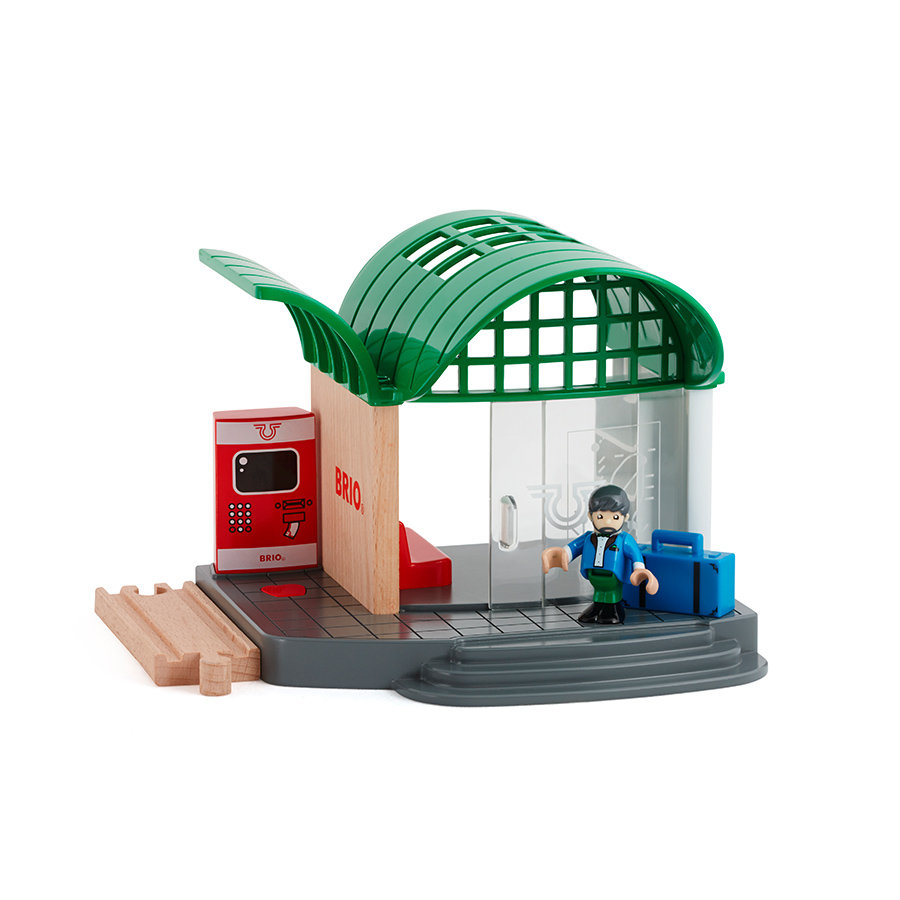 BRIO Station met sound 33745