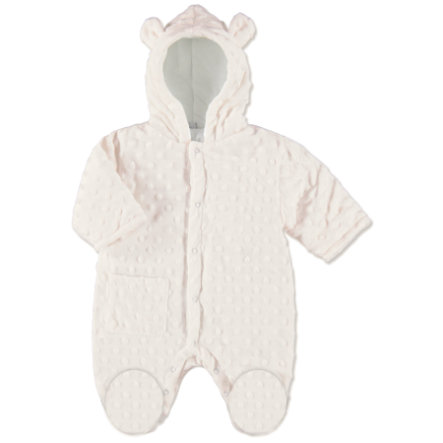EDITION4BABYS Baby Overall Popcorn offwhite