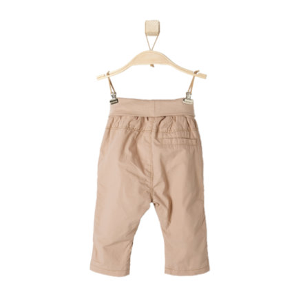 s.OLIVER Boys Spodnie light beige