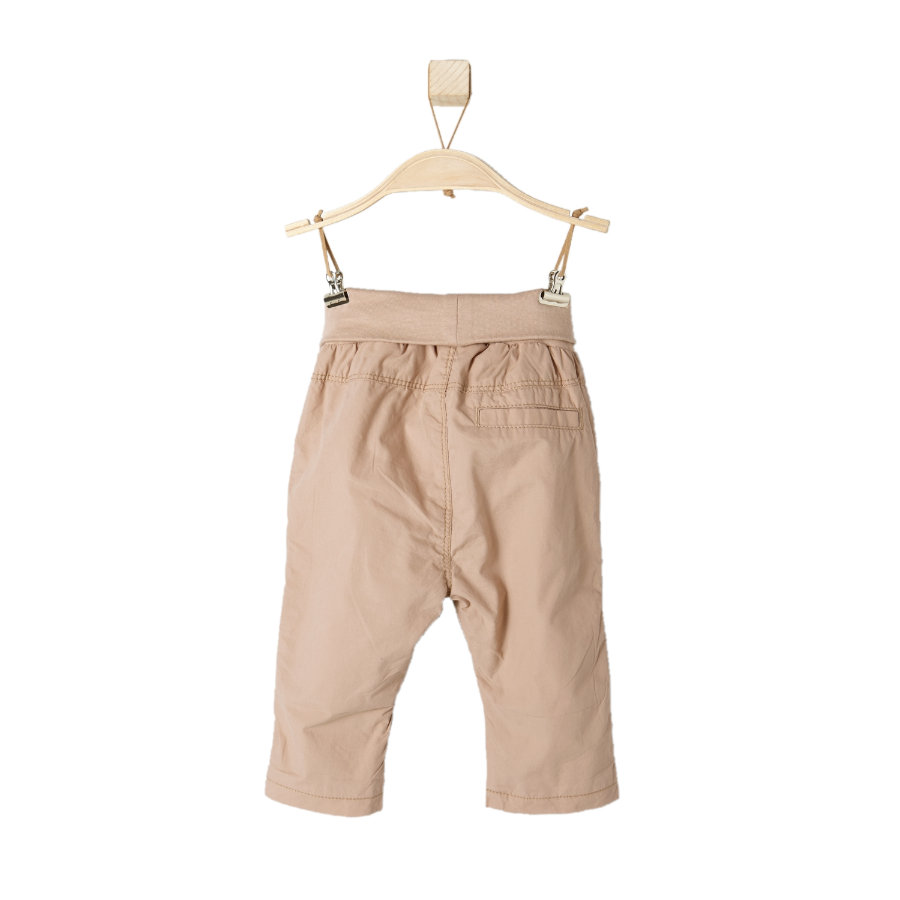 s.OLIVER Boys Pantaloni light beige