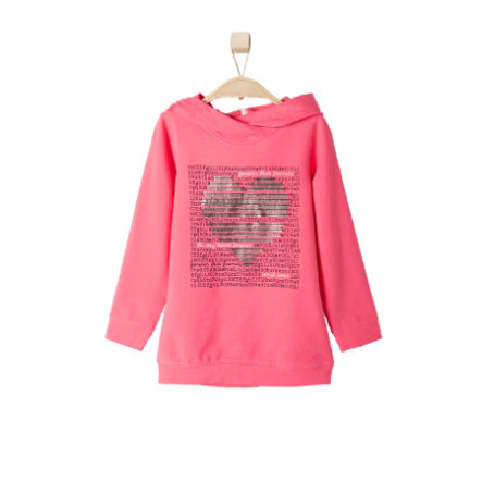 s.OLIVER Girls Sweatshirt pink