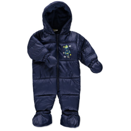 PINK OR BLUE Boys Winter Schneeoverall marine