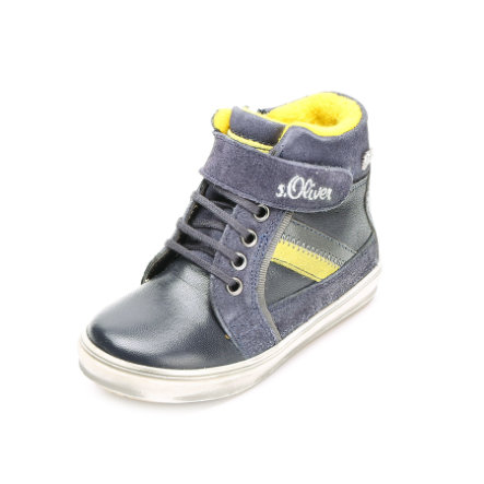 s.Oliver Boys Scarpa sneakers bambino navy