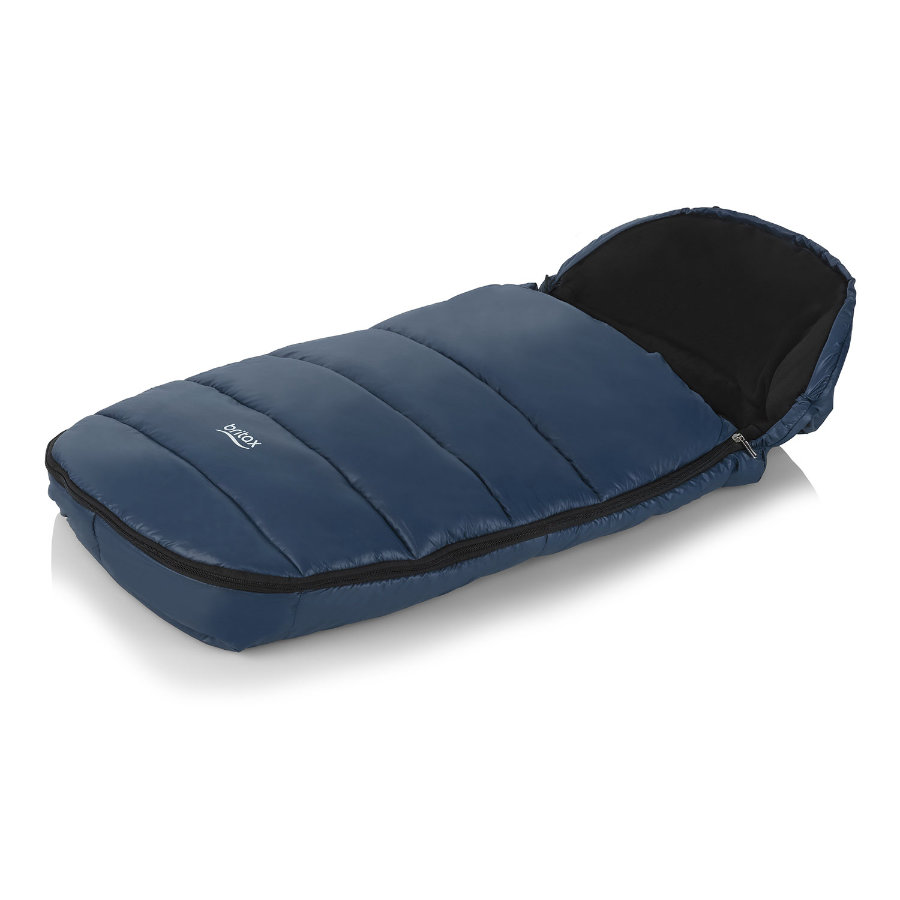 BRITAX Footmuff Shiny Dark Blue