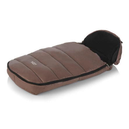 BRITAX Voetenzak Shiny Brown