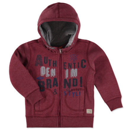 Staccato Boys Kids Sweatshirt red earth melange