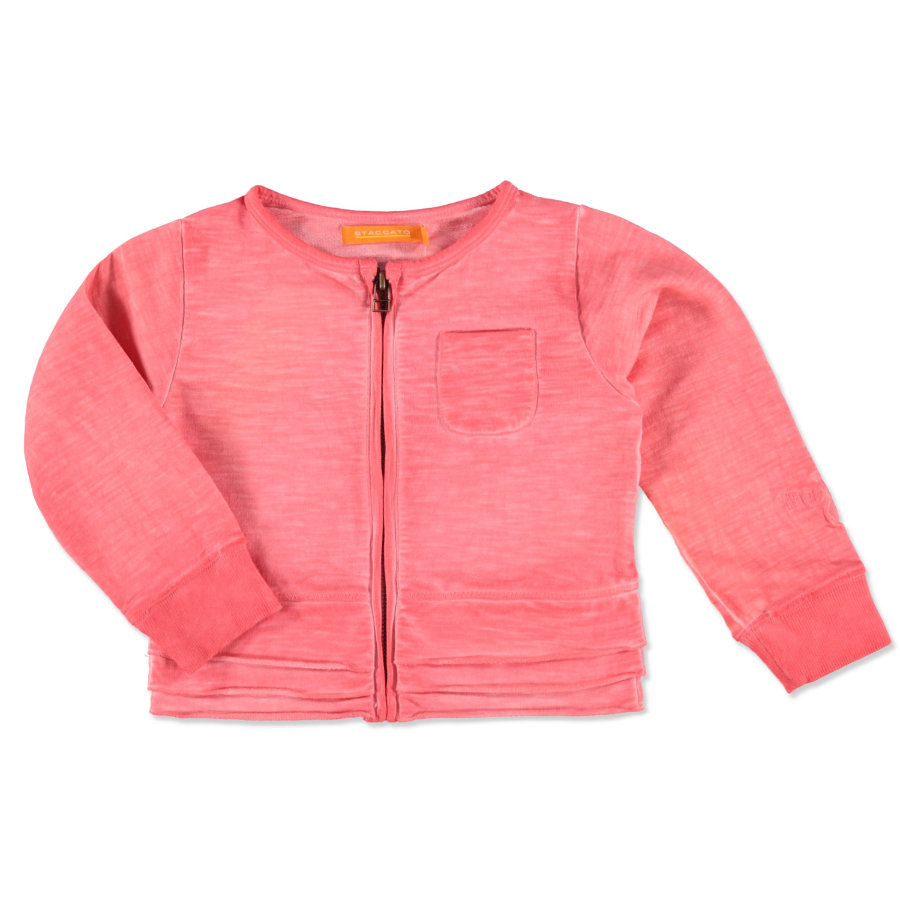 Staccato Girls Kids Sweatjacke pumpkin