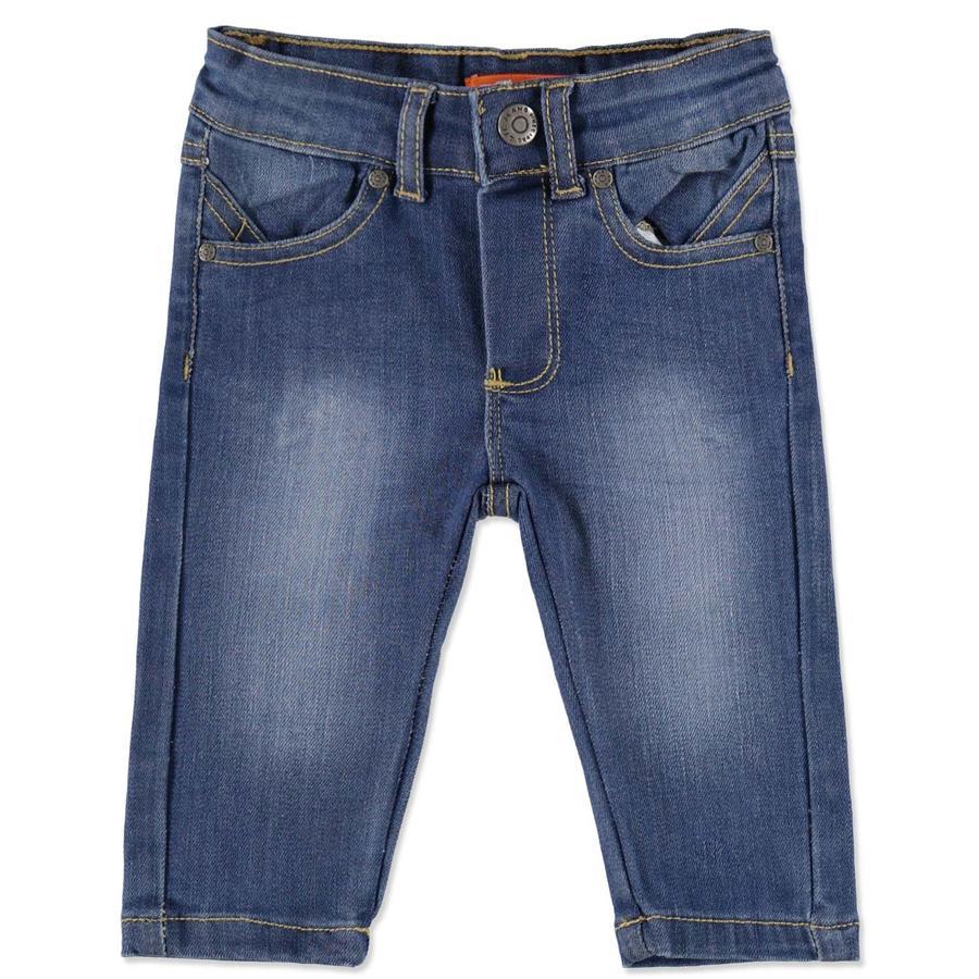 Staccato Girls Baby Spodnie Jeans blue denim