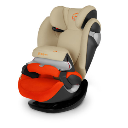 CYBEX Pallas M Siège auto Autumn Gold-burnt red