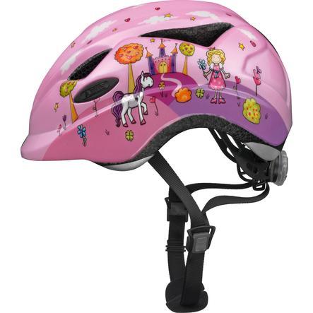ABUS Anuky lasten pyöräilykypärä S, Princess