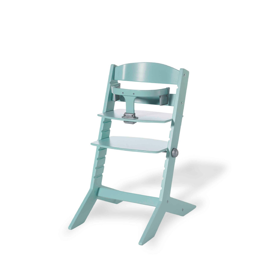 geuther Chaise haute bébé Syt, bois menthe