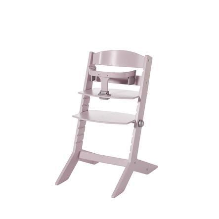Geuther 9delní židlička Syt růžová
