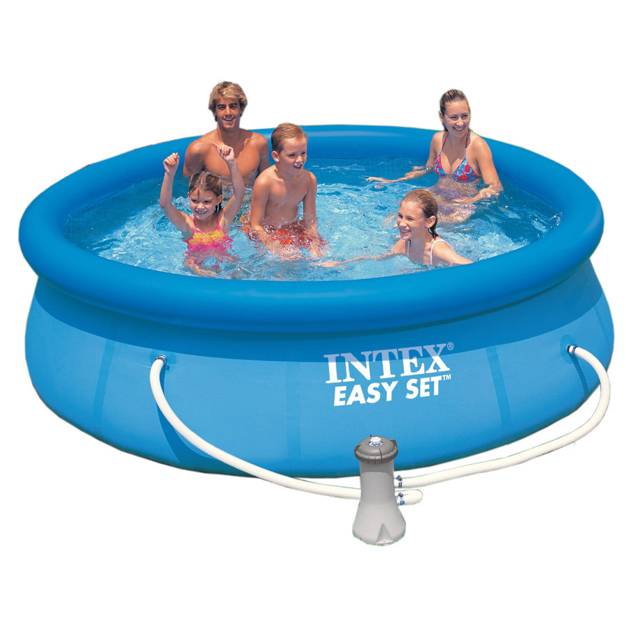 INTEX Swimming Pool Basen Easy Set 305x76 cm