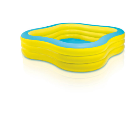 INTEX Piscina hinchable Swim Center™ Family Pool - 229x229x56 cm