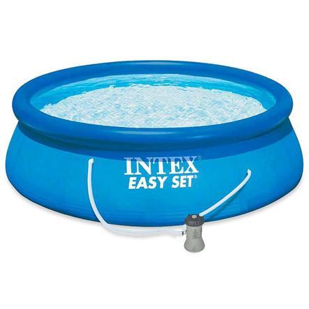 INTEX Swimming Pool - Easy Set 396 x 84 cm